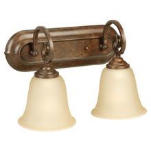 See Details - 7114PR2 - 2 Light Vanity