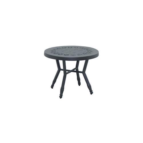 """Castelle - 26"""" Biltmore Round Occasional Table"""