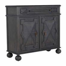 See Details - Ezekiel Cabinet- Dark