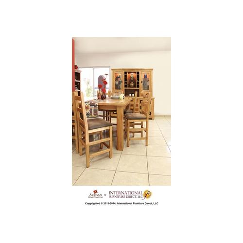 Artisan Home Furniture - Casual Dining Counter Height Table