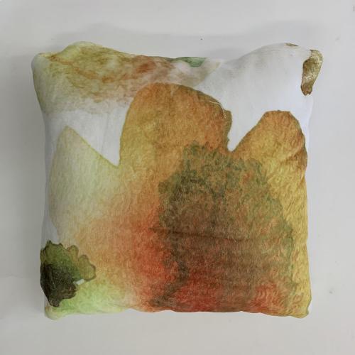 "Angeleno Pillow Collection - ANGLE293 Yellow / 20"" x 20"""