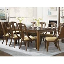 Skyline Leg Dining Room & Sling Back Chair