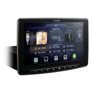 Gallery - Alpine Halo9 Multimedia Receiver with 9-inch Floating Touchscreen Display
