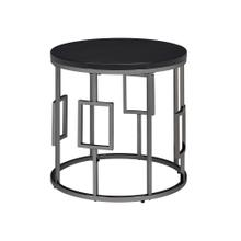 Ester Round End Table