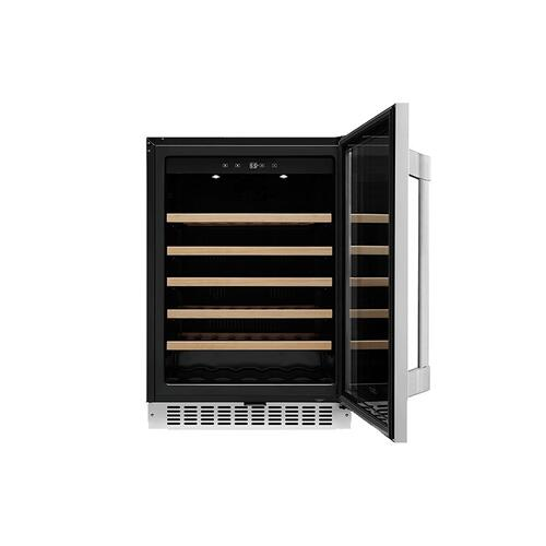 "24"" Wine Cellar - Single Zone with Right Door Hinge"