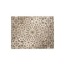 Persian inspired vintage rug