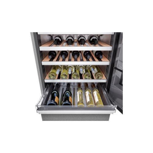 LG - LG SIGNATURE 15 cu. ft. Smart wi-fi Enabled InstaView® Wine Cellar Refrigerator
