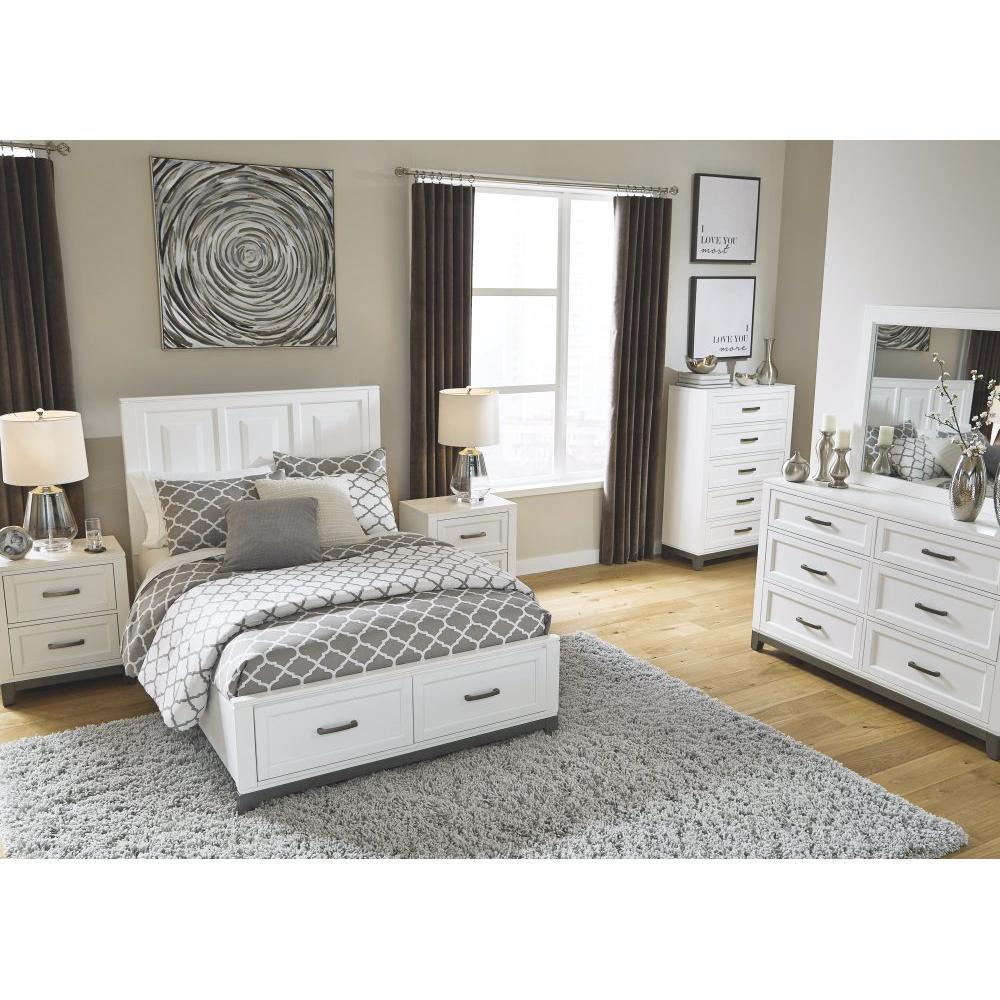 Brynburg Full Panel Bed