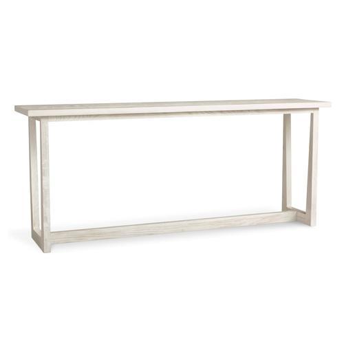Bassett Furniture - Liam Oak Console Table