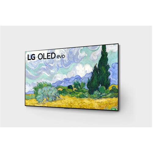 LG - LG G1 65 inch Class with Gallery Design 4K Smart OLED TV w/AI ThinQ® (64.5'' Diag)