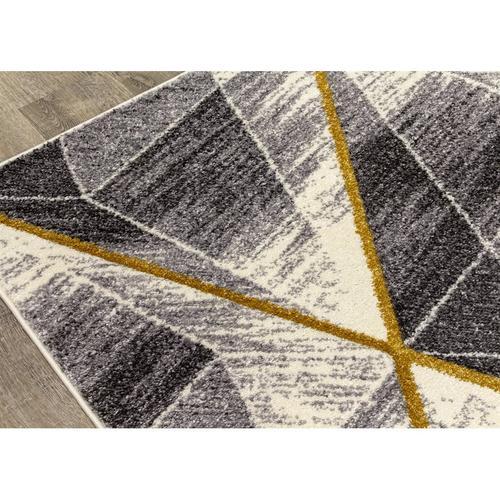 Soho 8942 Grey White Yellow 6 x 8