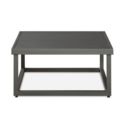 Bassett Furniture - Bonavista Metal Slat Cocktail Table