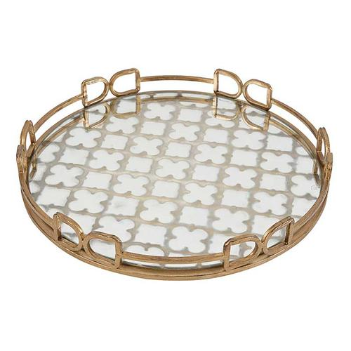 Valentina Tray, Medium
