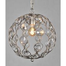 See Details - Crystal Pendant Light