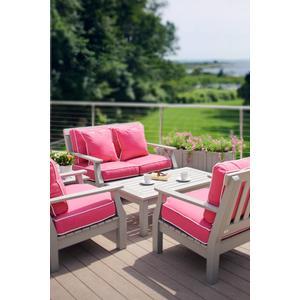 Seaside Casual - Nantucket Love Seat (089)