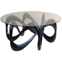 Infinity Cocktail Table - Blk