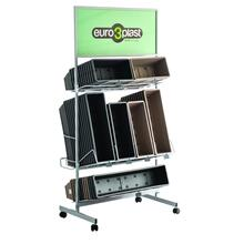 Kezar Plant Box Display Stand Only