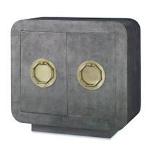 Shagreen Two Door Cabinet - Venetian