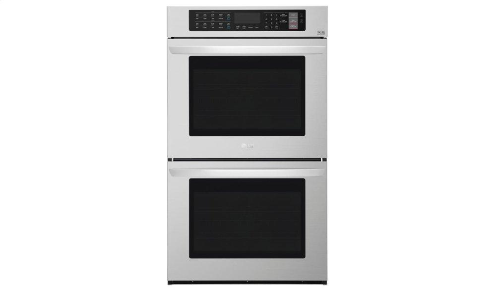 LG Appliances9.4 Cu. Ft. Double Wall Oven
