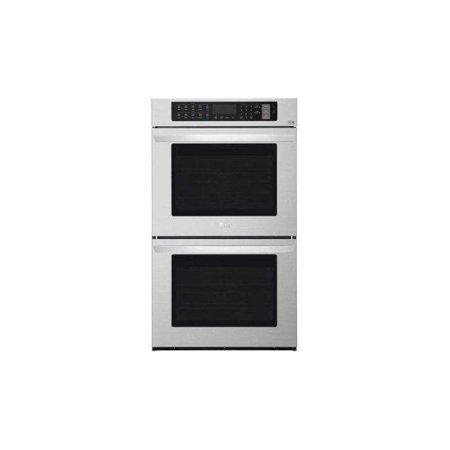 LG Appliances 9.4 cu. ft. Double Wall Oven