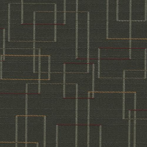 Flash Furniture - 18.5''W Church Chair in Amaze Willow Fabric - Gold Vein Frame