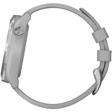 See Details - Approach® S40 GPS Golf Smartwatch (Stainless Steel with Powder Gray Band)