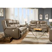 Power Headrest Sofa Product Image