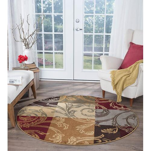 Impressions - IMP7710 Multi-Color Rug