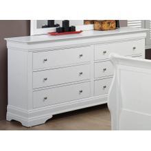 See Details - Bianco Bedroom : Bianco Dresser