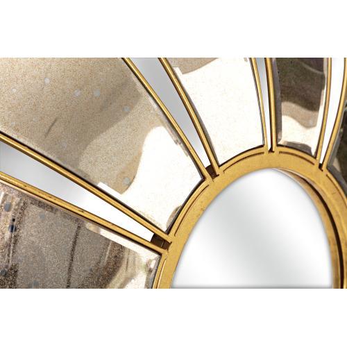 TY Tribute Starburst Wall Mirror