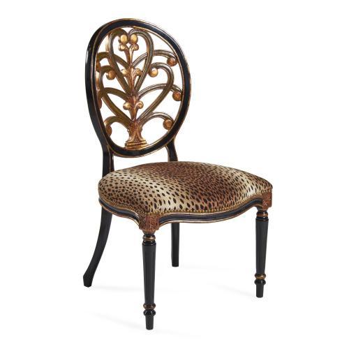 Honeysuckle Side Chair