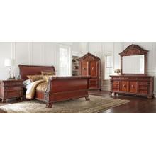 Myco Furniture 180 Bailey Bedroom set Houston Texas USA Aztec Furniture