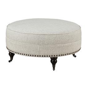 See Details - Round Ottoman
