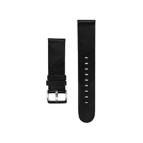 Samsung - Galaxy Watch4, Galaxy Watch4 Classic, Sami Mir Fruit Skin Band, S/M, Midnight