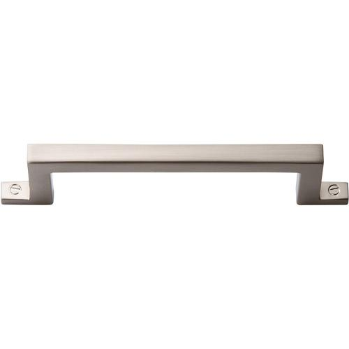 Campaign Bar Pull 3 3/4 Inch (c-c) - Brushed Nickel