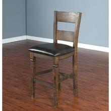 "Homestead 30"" Ladderback Barstool"
