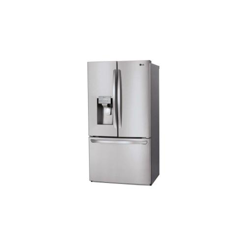 LG Stainless Steel Package: French Door Fridge, Gas Range, Dishwasher and Microhood