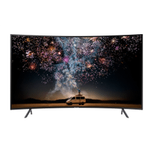"55"" RU7300 Curved Smart 4K UHD TV"