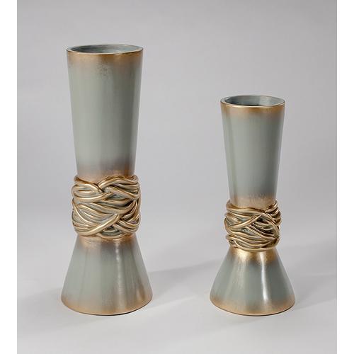 """Artmax - Vase Dia.9x24"""""""