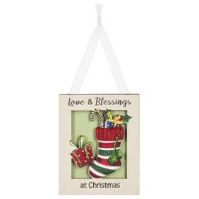 Ornament - Love & Blessings