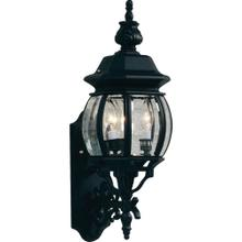 View Product - Classico AC8360BK Outdoor Wall Light