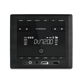 2-Zone Mono Entertainment System