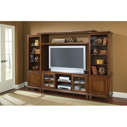 Product Image - Grand Bay Entertainment Large Wall Unit - Pine