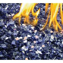 Blue Glass Embers Media Kit Media Kit