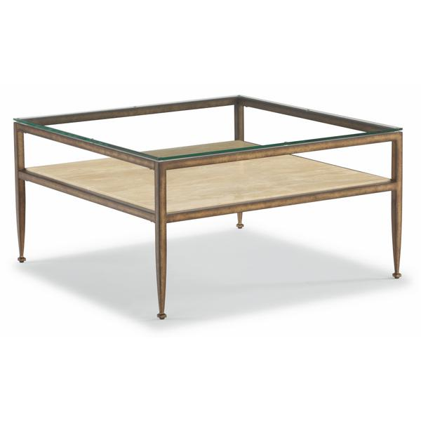 See Details - Venice Square Coffee Table