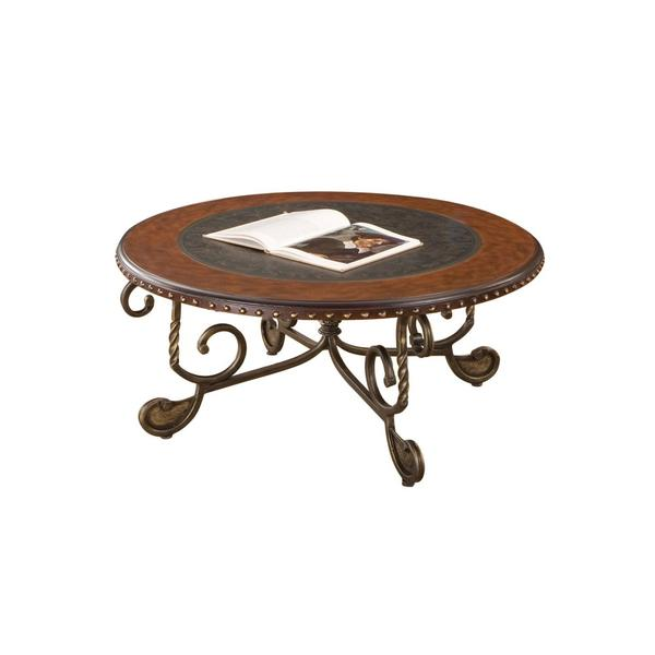 See Details - Rosemont Cocktail Table