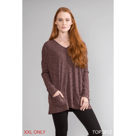 The Perfect Pocket Top - XXL (3 pc. ppk.)