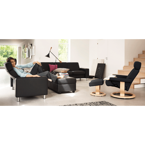 Stressless By Ekornes - Stressless Space Large Highback Large Chair