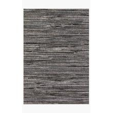 EB-02 Grey / Black Rug