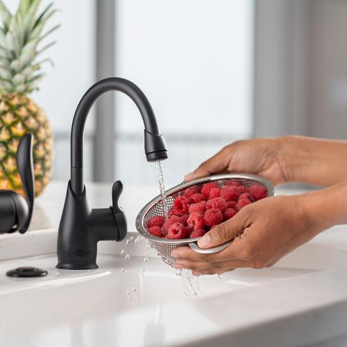 Melea Cold Filtered Water Dispenser Faucet (F-C1400-Classic Oil Rubbed Bronze)